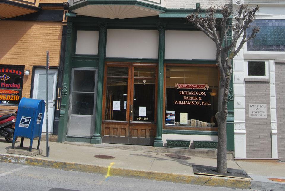 Richardson-Barber, & Williamson Law Firm - Owingsville